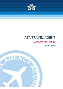 ıata travel agent