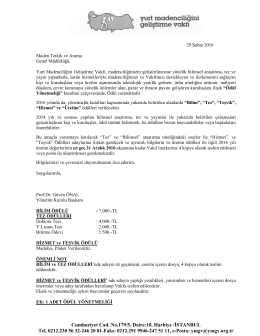 Cumhuriyet Cad. No.179/5. Daire:10, Harbiye /İSTANBUL Tel