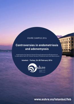 ESHRE Camp - Endometriozis Derneği