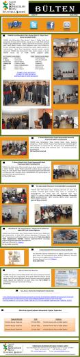 Sayı: 46 Ocak 2016 2016 Ocak Ayında Şubemiz Bünyesinde