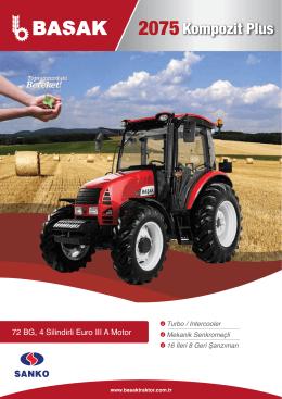 ürün kataloğu - Başak Traktör