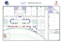 Cospar Floor Plan 2502 - cospar 2016