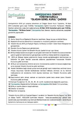 REKLAM/ILAN www.medyatakip.com