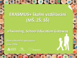 prezentaceKA2 školní vzdělávání