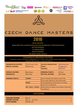 PROPOZICE_aktualizace - Czech Dance Organization