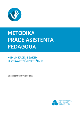příklad - Systémová podpora inkluzivního vzdělávání v ČR
