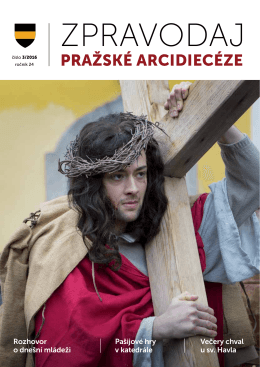pražské arcidiecéze - Arcibiskupství pražské
