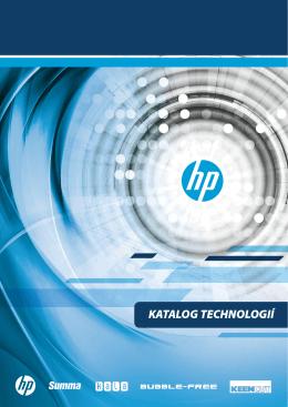 katalog technologií