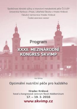 Odborný program - Česká neurologická společnost