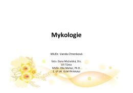 2015 mykologie - studenti revize
