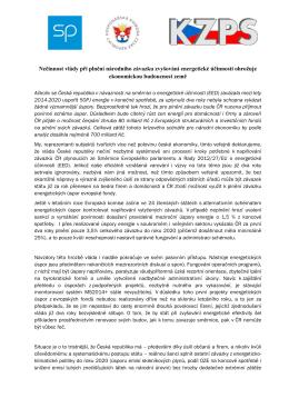 deklaraci - Svaz průmyslu a dopravy ČR