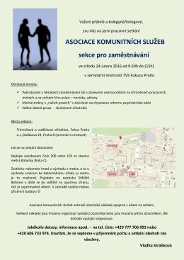 Pozvánka PDF - Asociace komunitních služeb