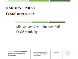 Prezentace aplikace PowerPoint - Ministerstvo životního prostředí