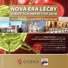 Nová éra léčby - Congress Prague