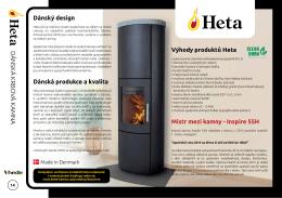 Katalog kamen a krbů HETA 2016 - Hede
