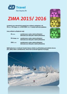 Zima 2015/2016