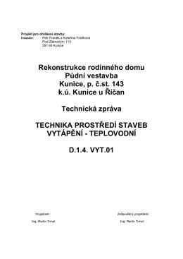 D.1.4.VYT.01 - TZ