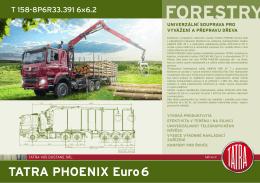 6x6 lesovůz - návěs
