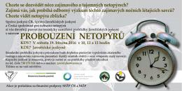 buzeni_pozvanka 2016.indd - Česká společnost pro ochranu netopýrů