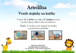 Artedílna - Knihomol