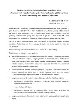 PDF, 246 KB - Ministerstvo zemědělství