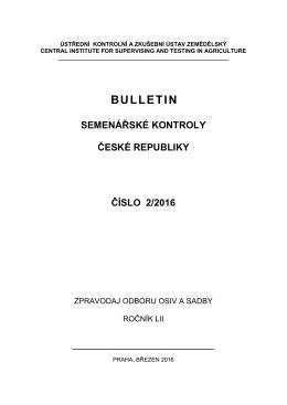 bulletin 2/2016