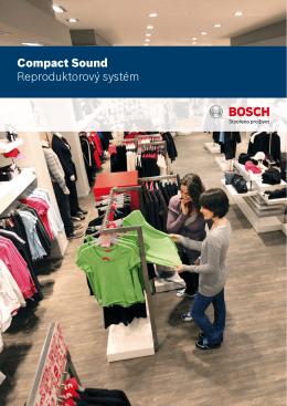 Compact Sound Reproduktorový systém