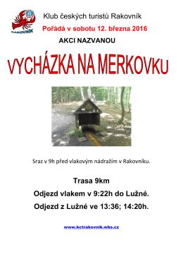 ZDE - Klub českých turistů Rakovník