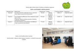 Výuka a výcvik žadatelů o řidičské oprávnění