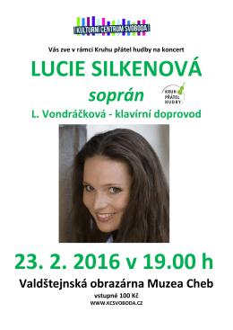 Lucie Silkenová