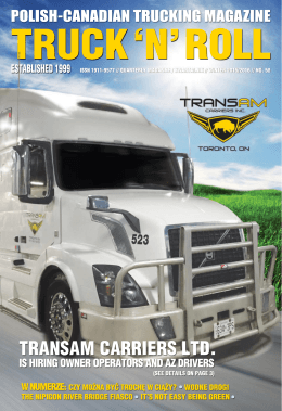 The Meeting Place For Canada`s Trucking
