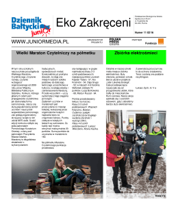 Eko Zakręceni - Junior Media