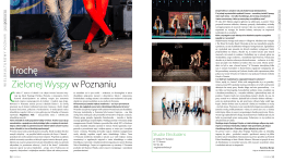 Irlandzkie tańce w Poznaniu