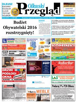 Pobierz plik PDF - Przegląd Olkuski