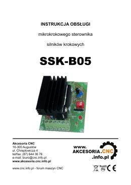 M406 Instrukcja R4_Zał2 Sterownik SSK