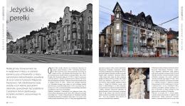 Perełki jeżyckiej architektury – kamienice na