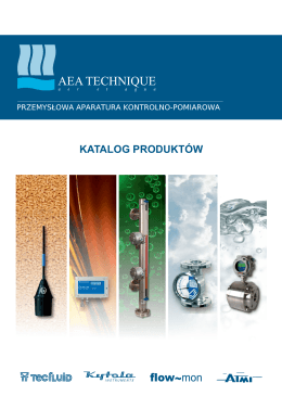 Katalog - AEA Technique