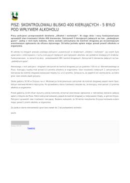 Generuj PDF