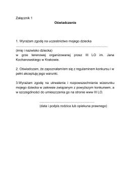 tutaj - III LO Kraków