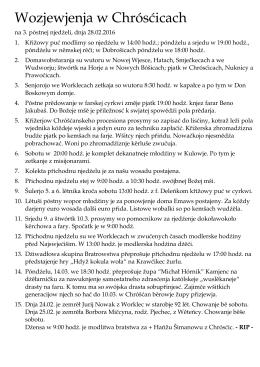 jako pdf - Pfarrei in Crostwitz