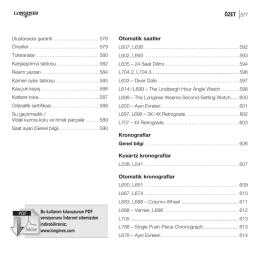ÖZET 577 - Longines