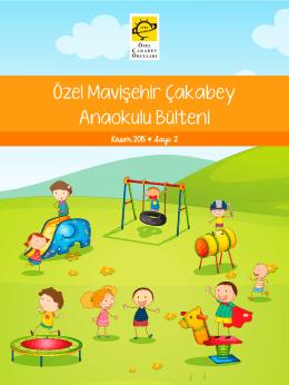 Kasım 2015 - Özel Çakabey Okulları
