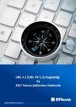 UBL-TR 1.2