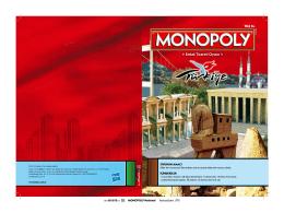 Oyunlar - Monopoly Türkiye Instructions