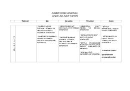 5-aralik - Özel Atabek Koleji