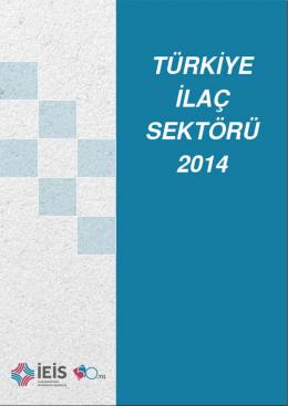 Türkiye İlaç Sektörü 2014