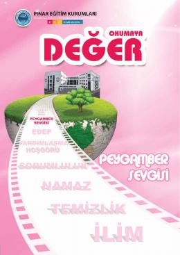 TEMİZLİK - Pınar Eğitim Kurumları