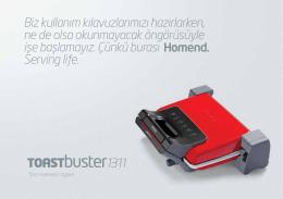 Toastbuster 1311