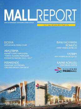 Makale - Mall Report