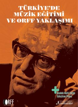 """ürkiye`de Müzik Eğitimi ve Orff Yaklaşımı"""" ekin"""
